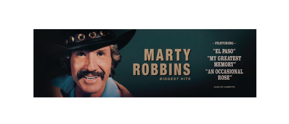 Jeremy Shaw_Manifest Destiny Billboard Project_Marty Robbins Biggest Hits_Courtesy of LAND and the artist